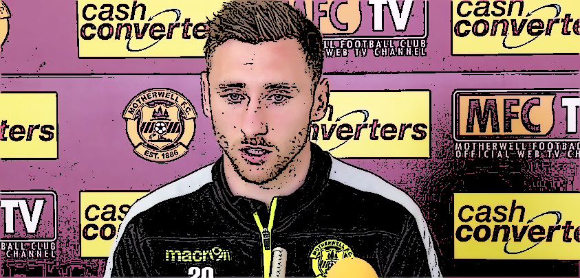 Louis Moult meets the press